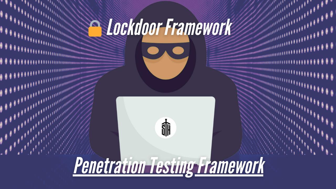 Lockdoor-Framework
