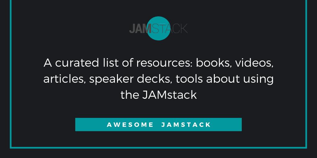 awesome-jamstack