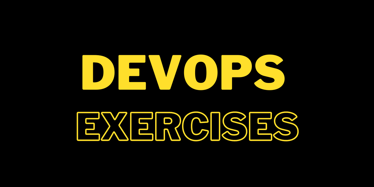 devops-exercises