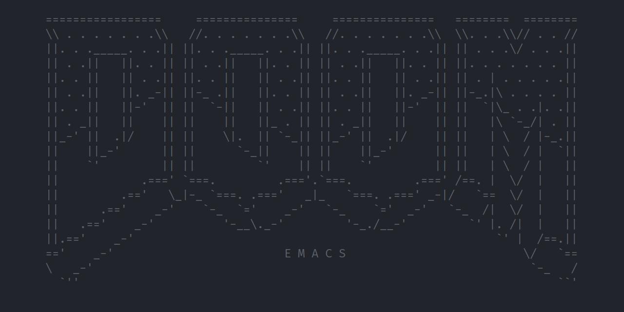 doom-emacs