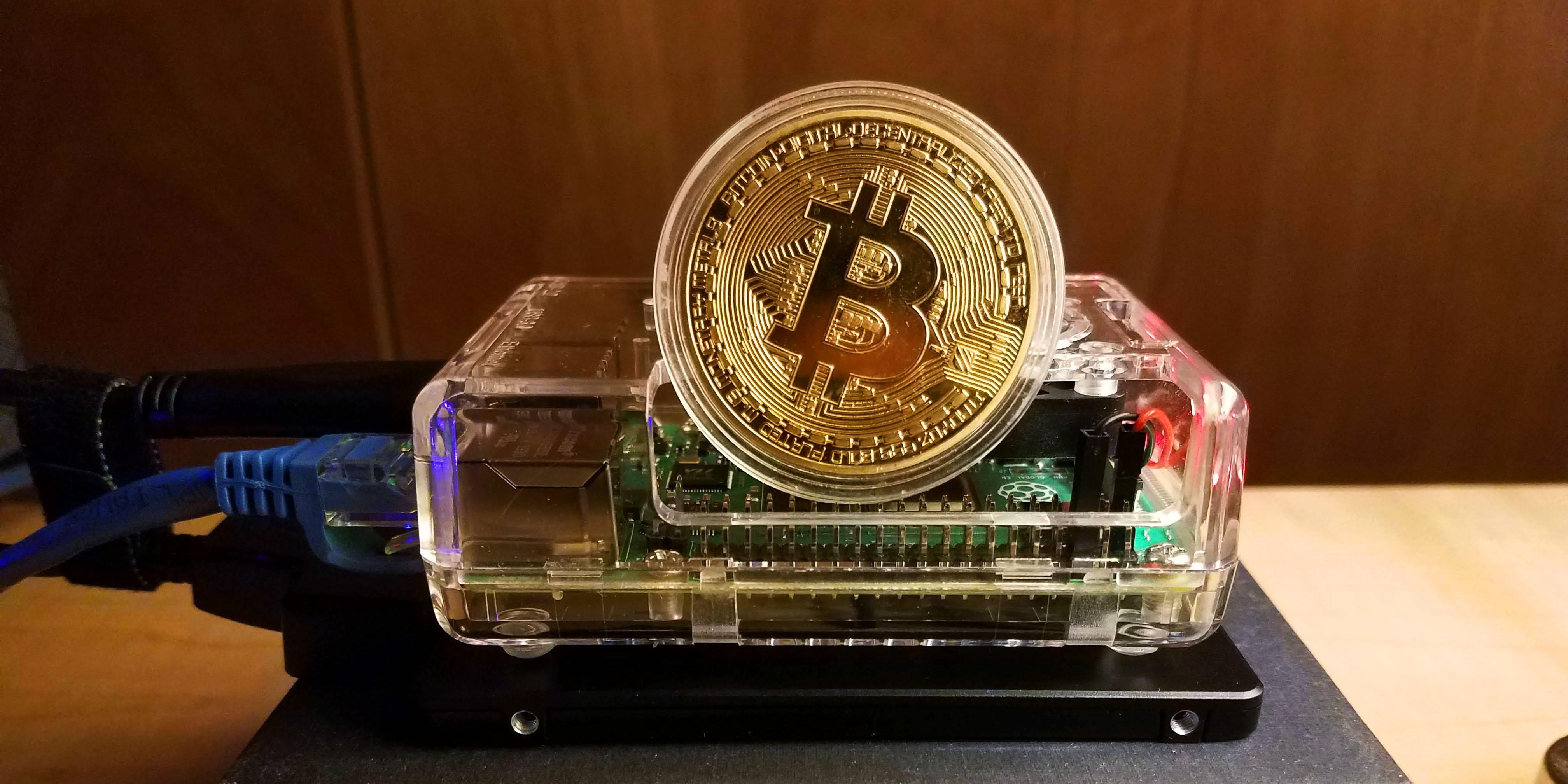 bitcoin kasyba raspberry pi deutsch