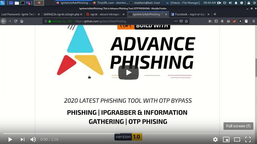 AdvPhishing