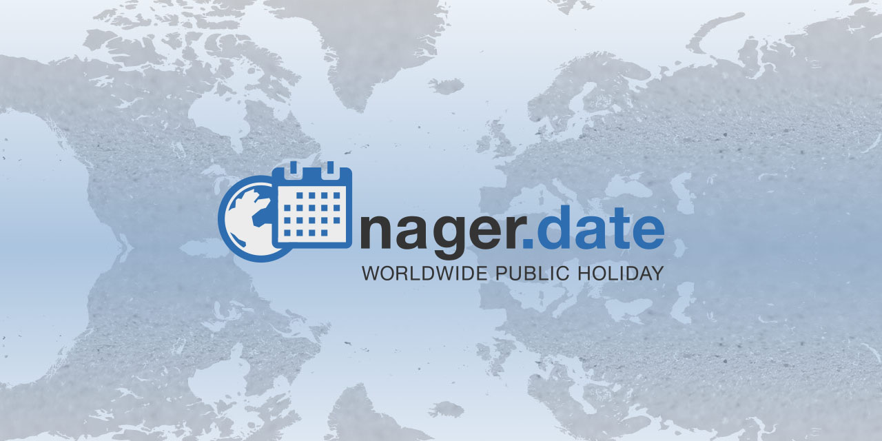 Nager.Date