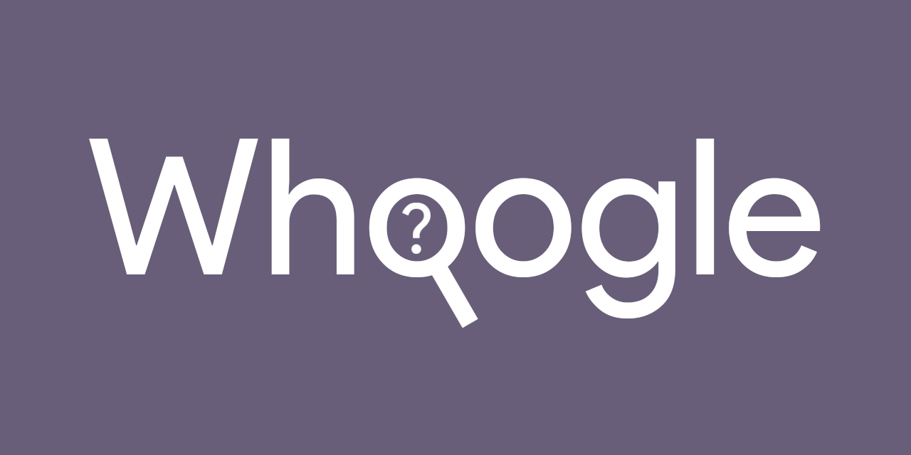 whoogle-search