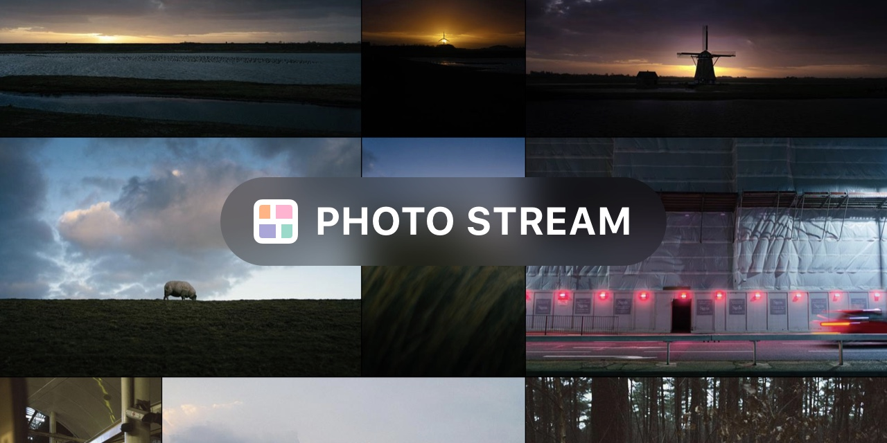 Photo Stream Social Preview