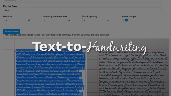 saurabhdaware/text-to-handwriting