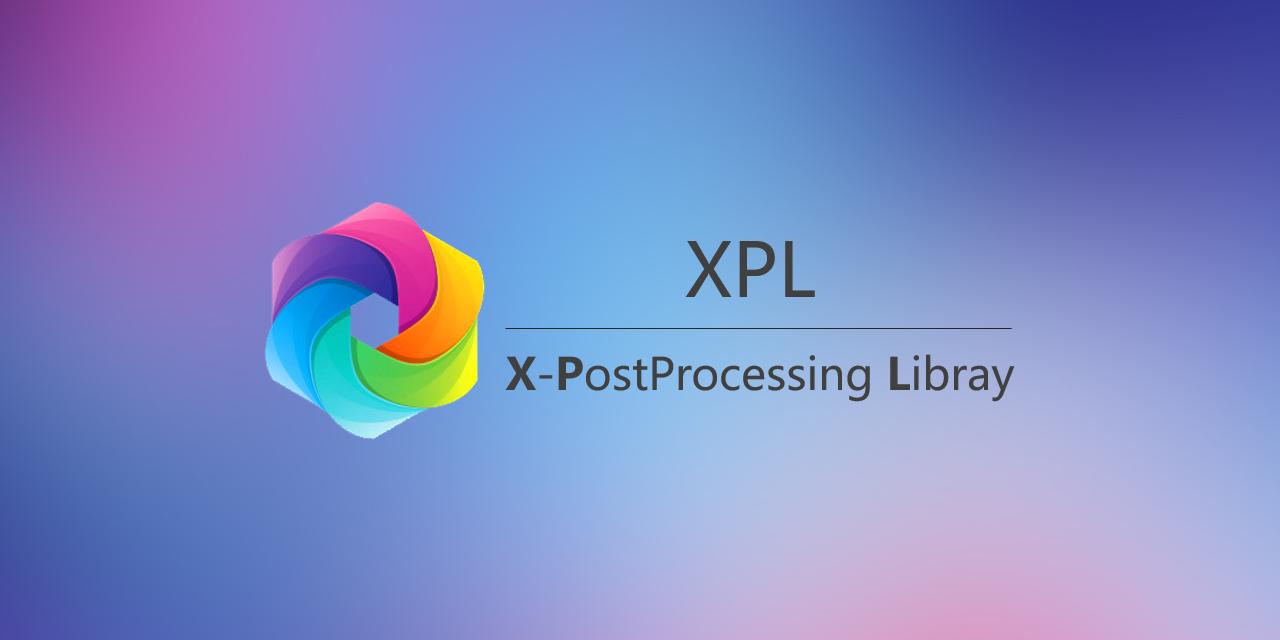 X-PostProcessing-Library