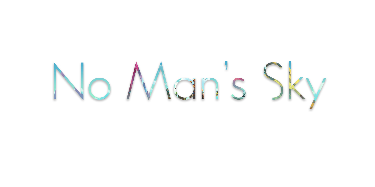 No Man's Sky - Universal Font