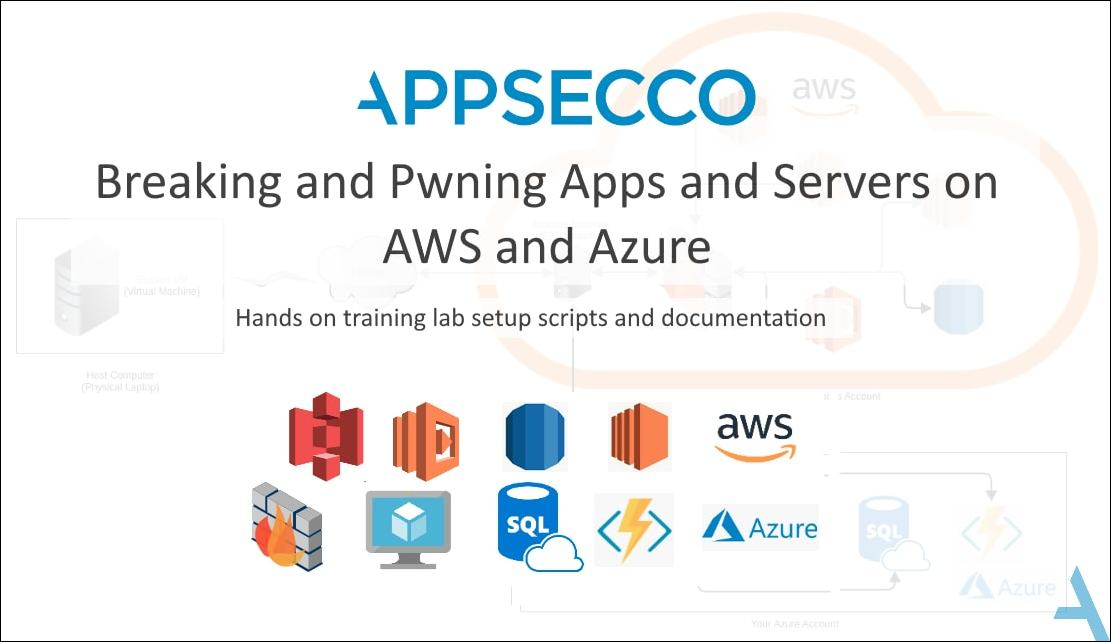 breaking-and-pwning-apps-and-servers-aws-azure-training