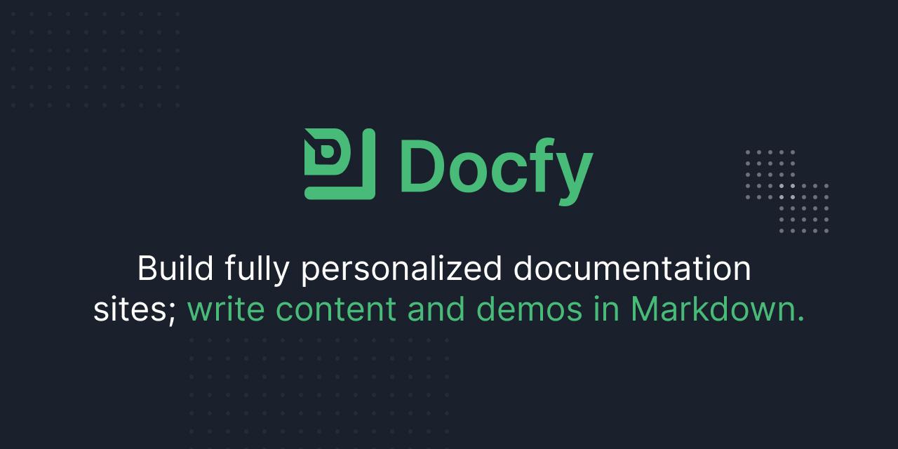 Docfy Logo