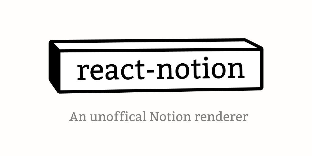 splitbee/react-notion