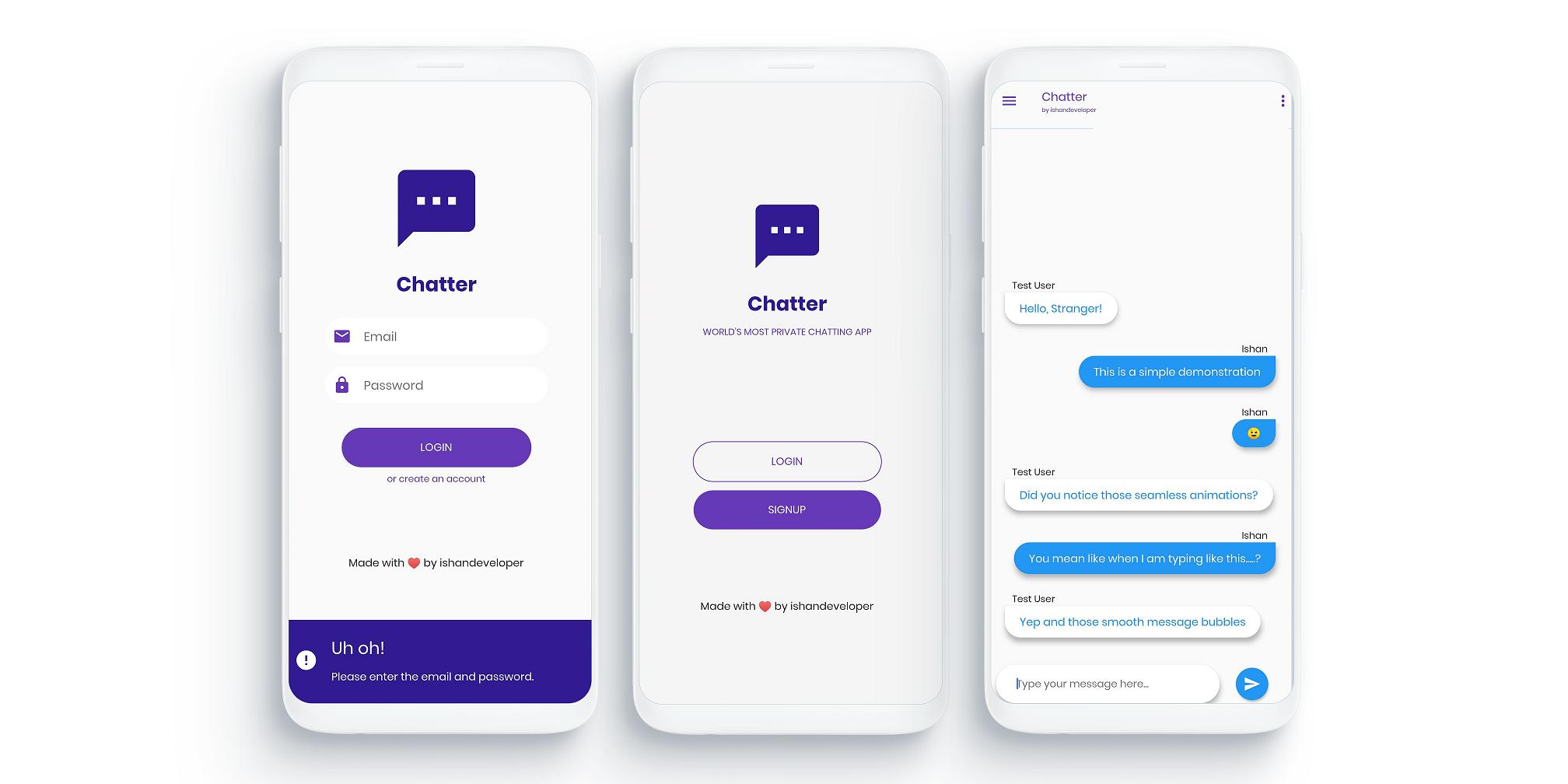 App github android chat firestore GitHub