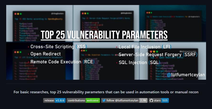 top25-parameter