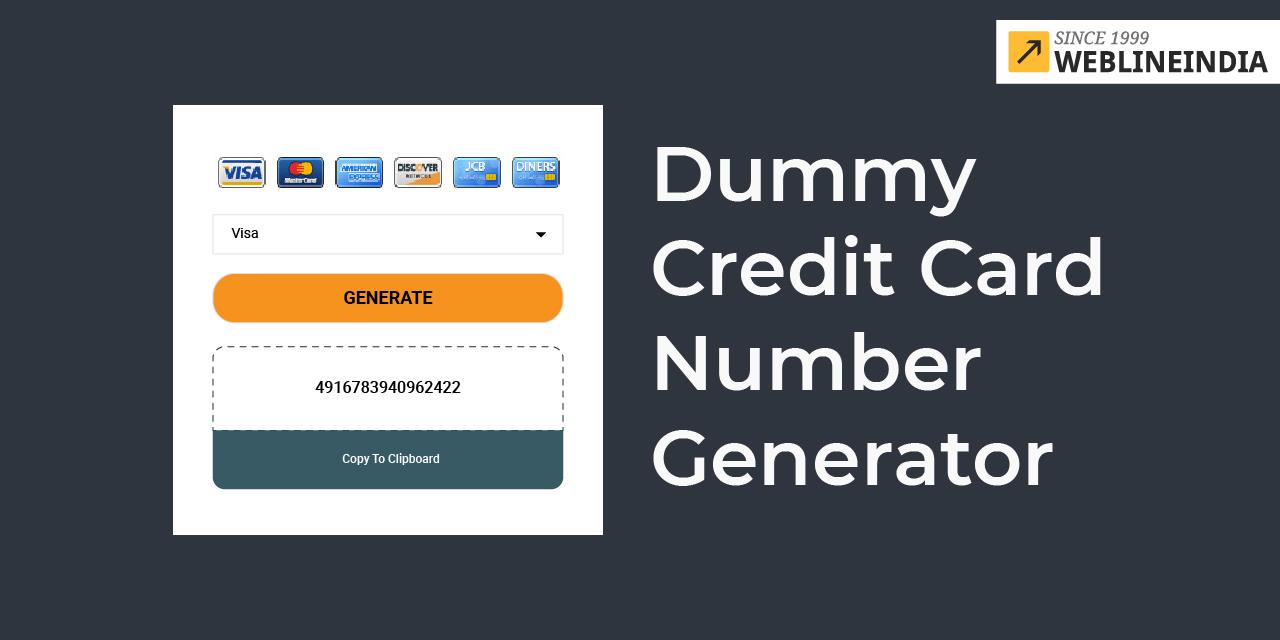 test-credit-card-number · GitHub Topics · GitHub
