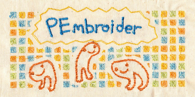 PEmbroider
