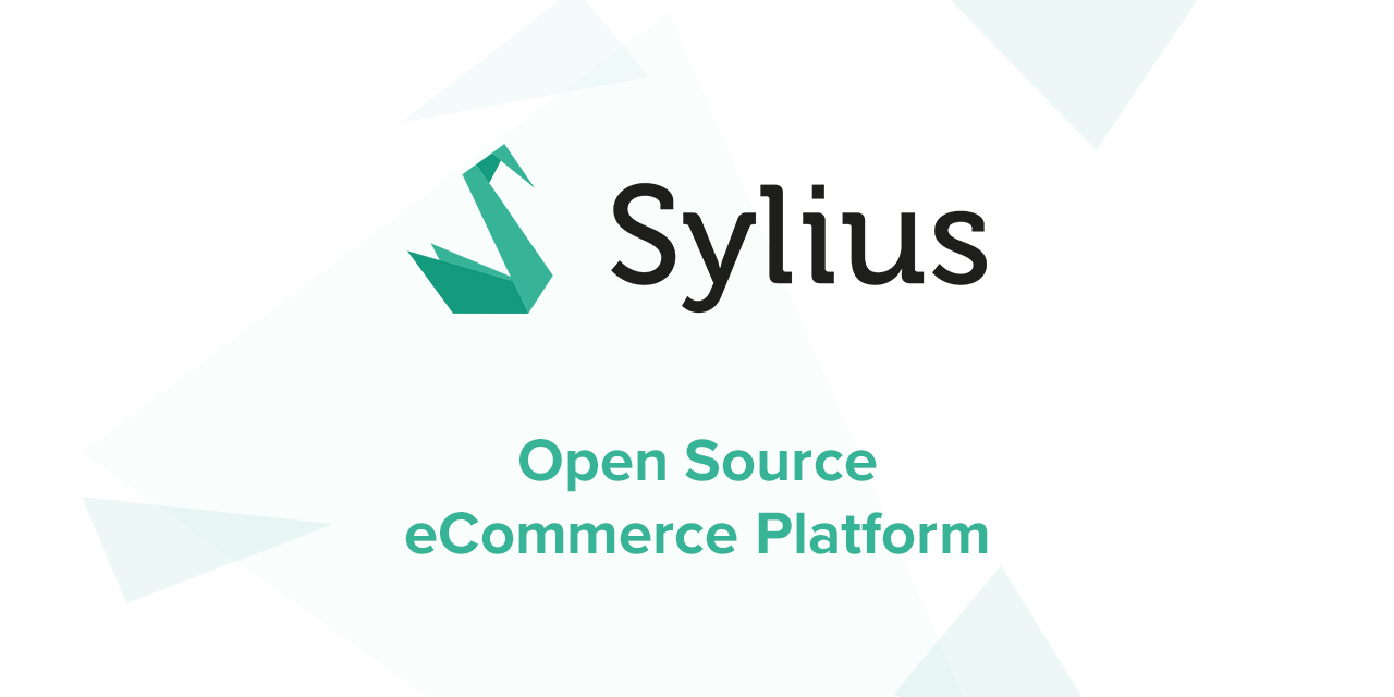 GitHub - Sylius/Sylius: Open Source eCommerce Platform on