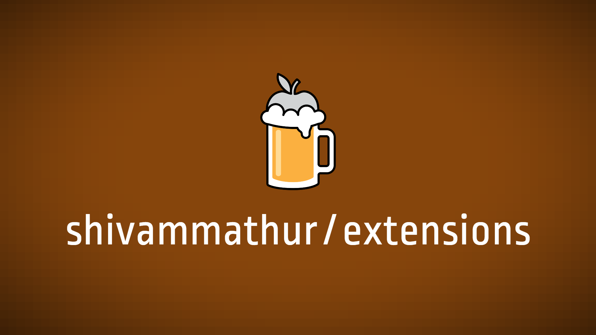 Homebrew Tap for PHP extensions