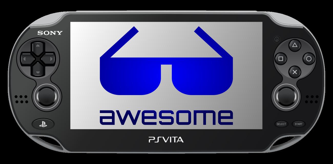 Awesome-PlayStation-Vita