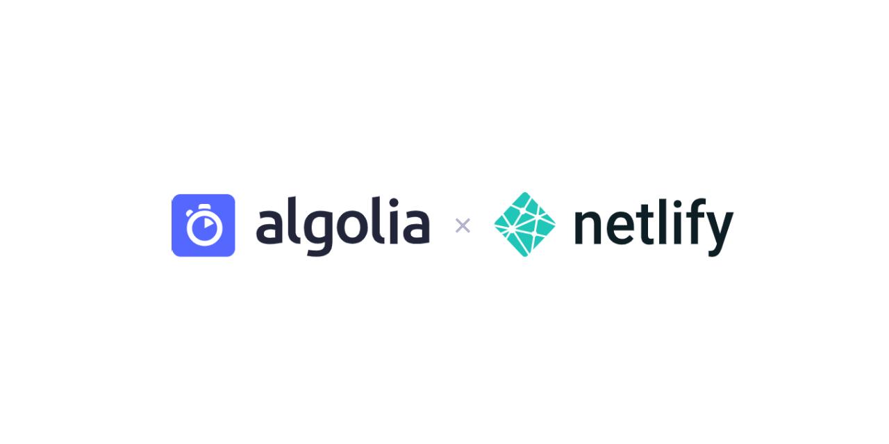 algoliasearch-netlify