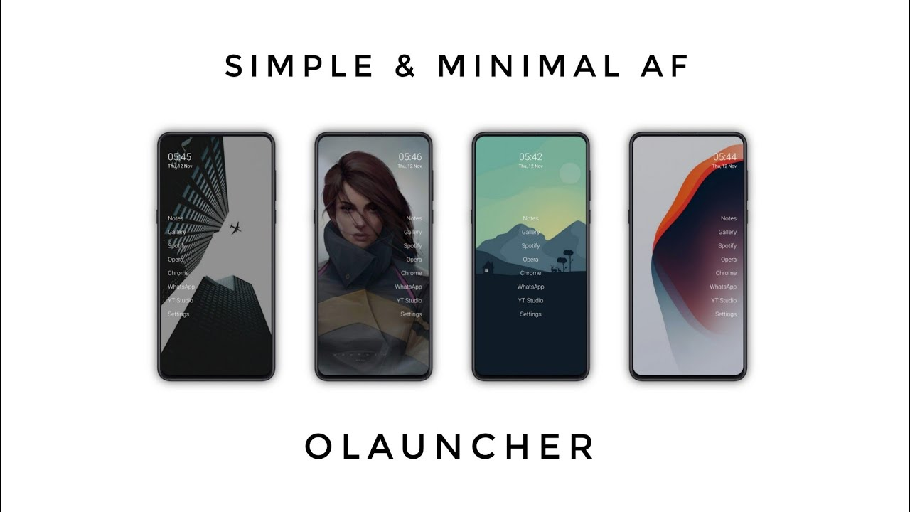Olauncher