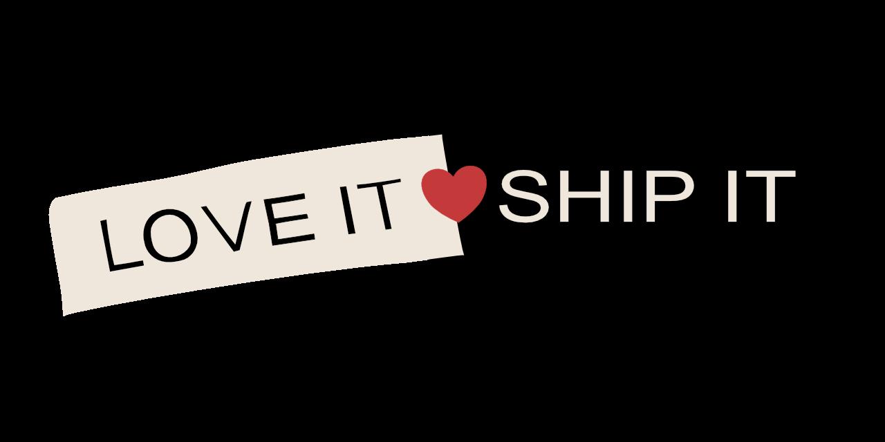 LoveItShipIt