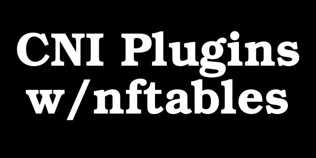 cni-plugins