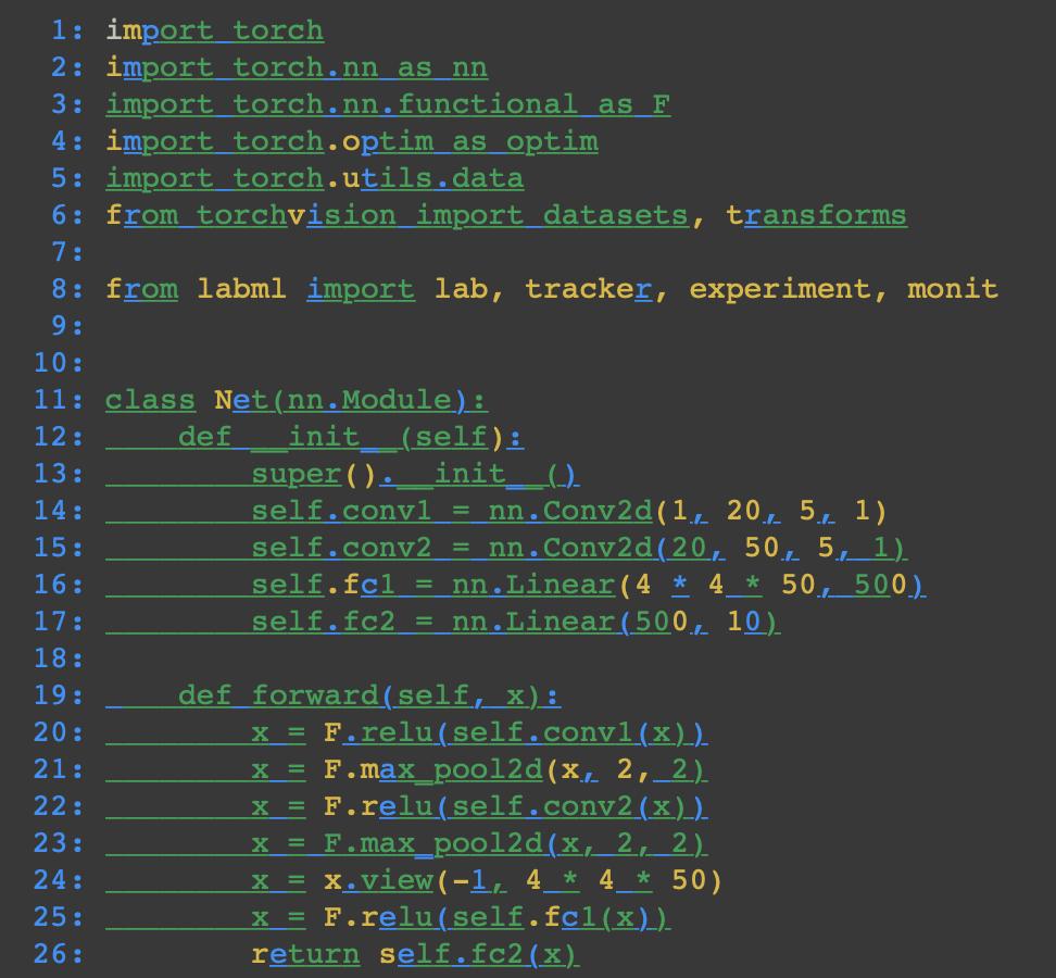 GitHub - lab-ml/python_autocomplete: Use Transformers and ...