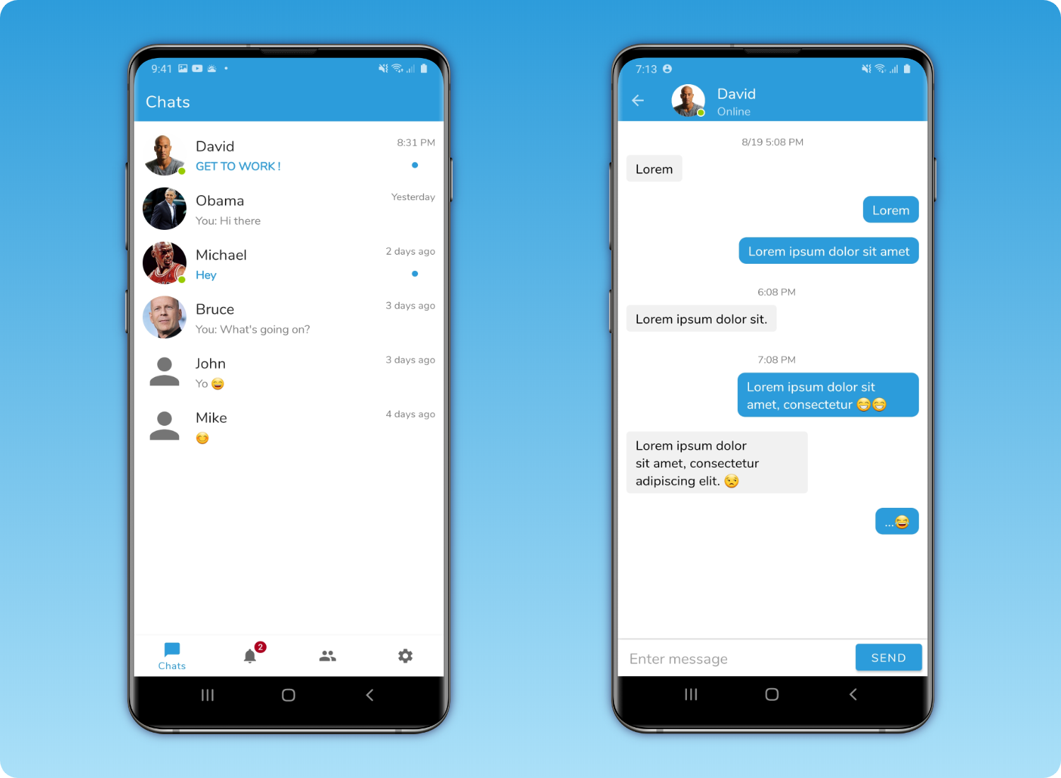 Firestore chat app android github