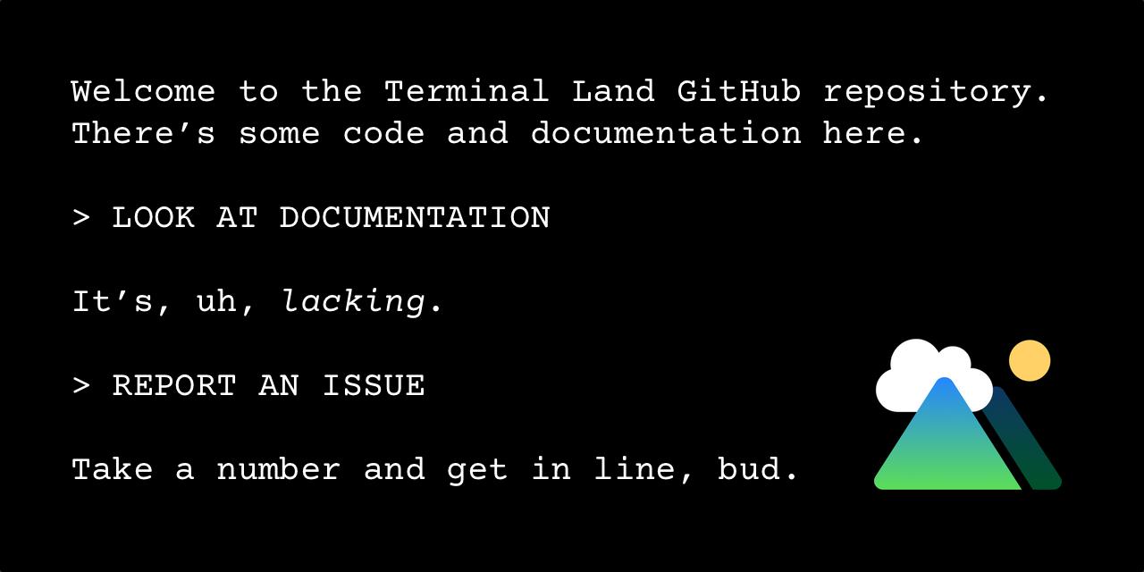 terminal.land