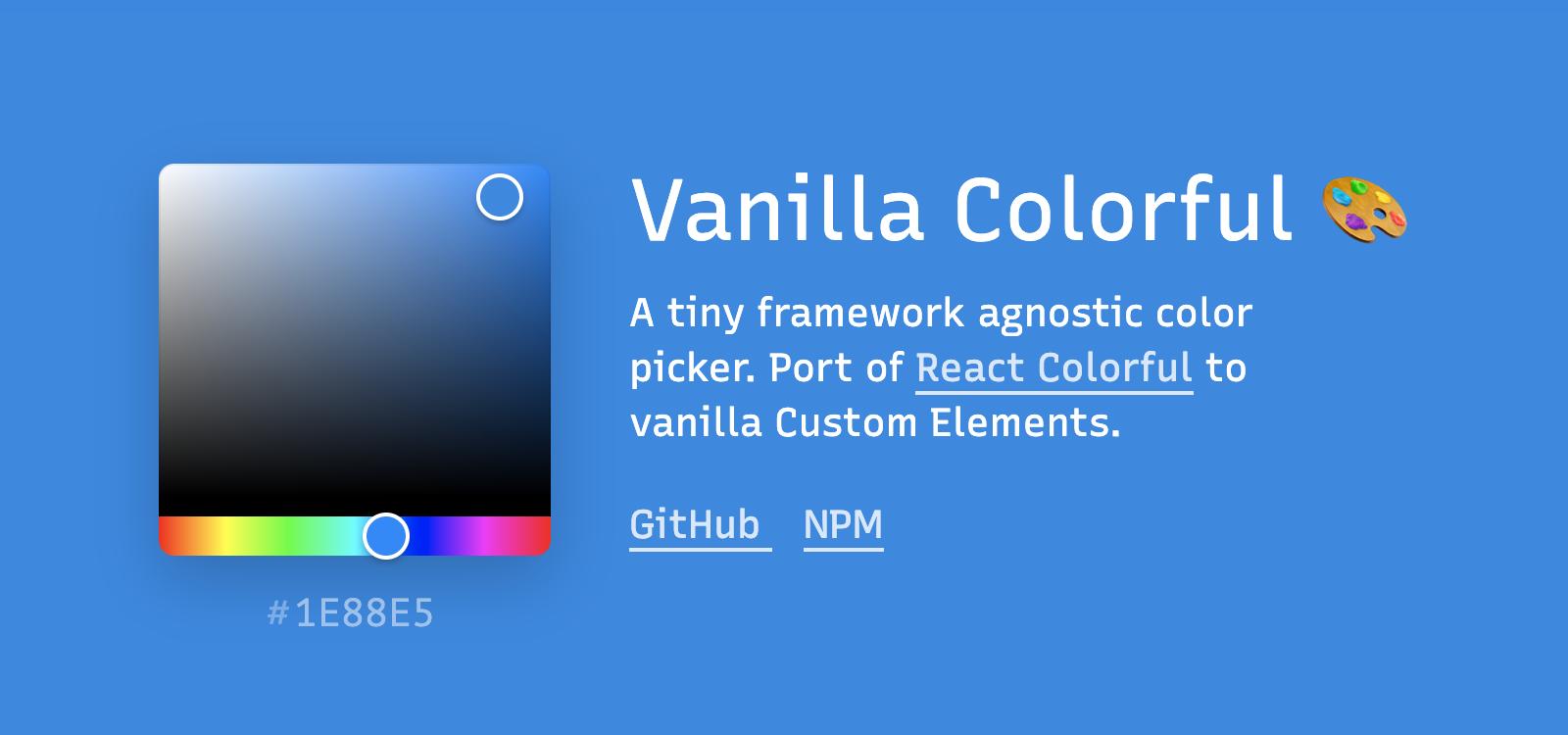 vanilla-colorful