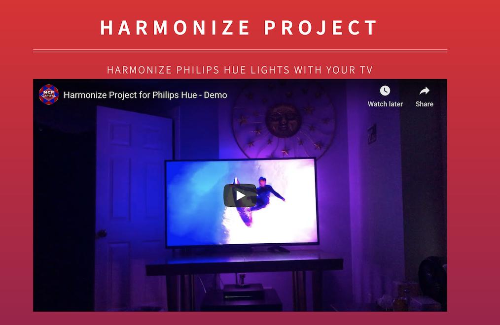 HarmonizeProject