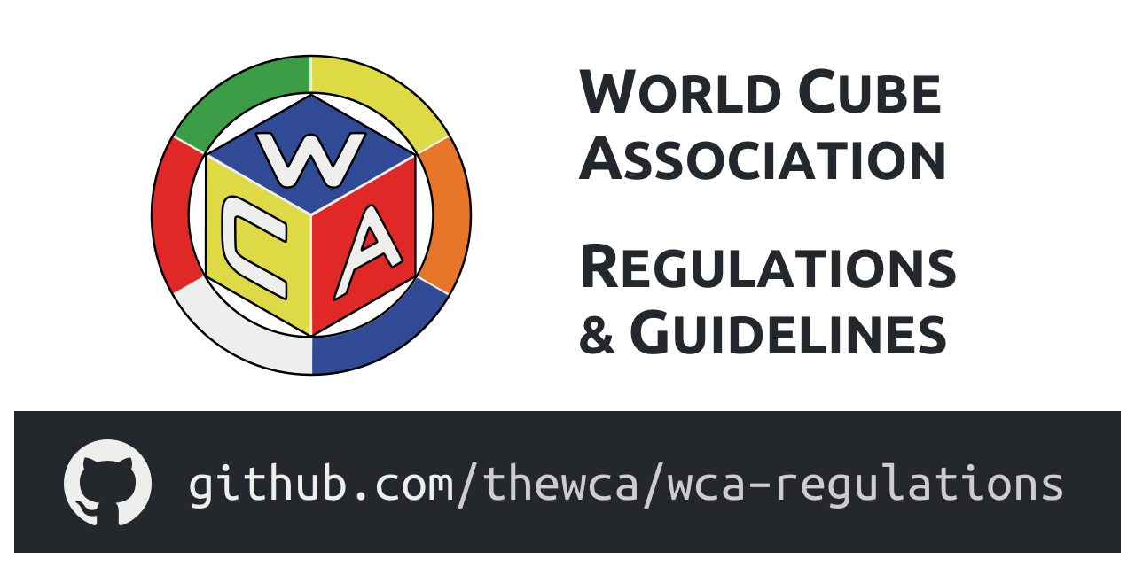 wca-regulations
