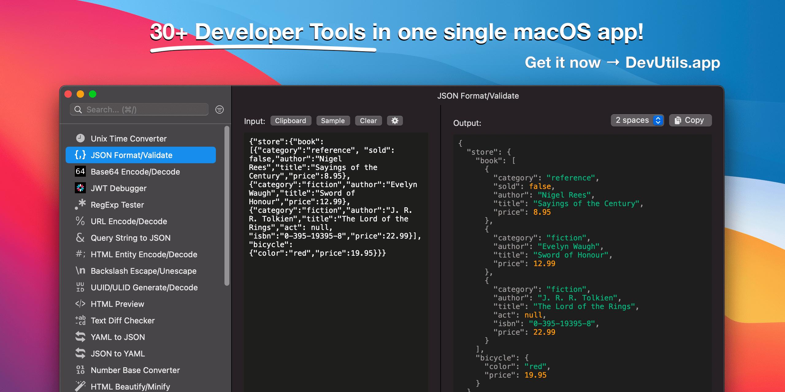 DevUtils-app