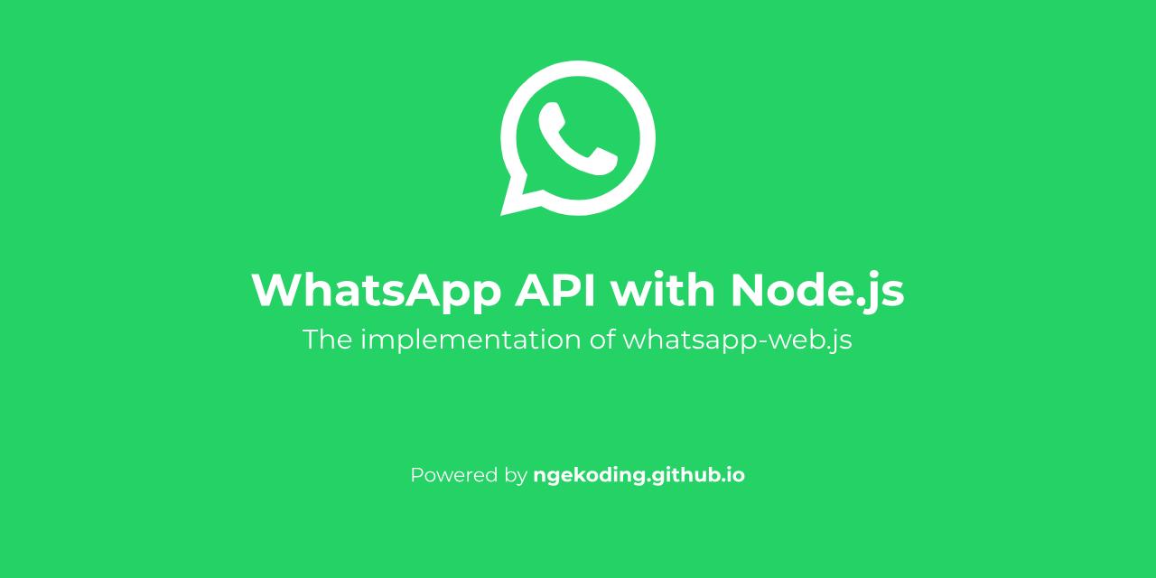 Whatsapp Bot Github Topics Github