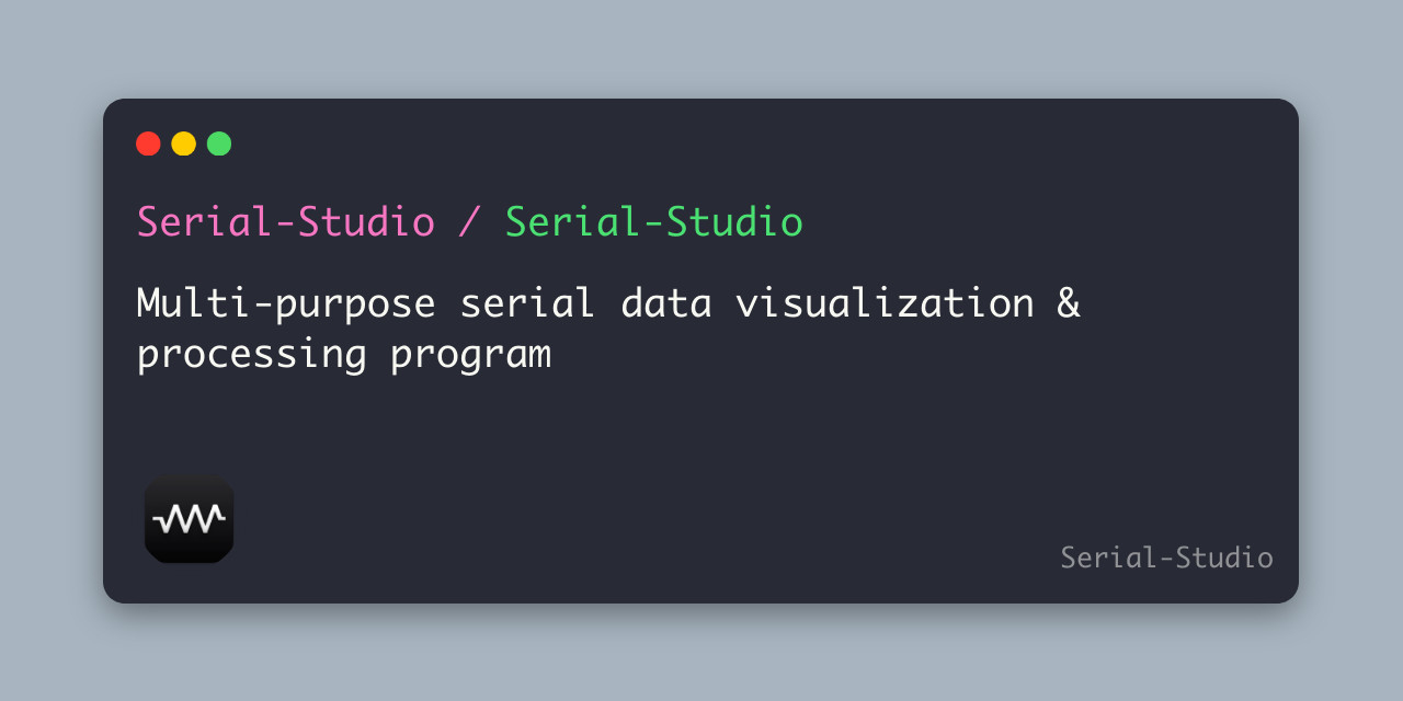 Serial-Studio