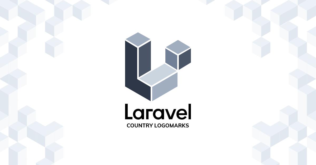 laravel-country-logomarks
