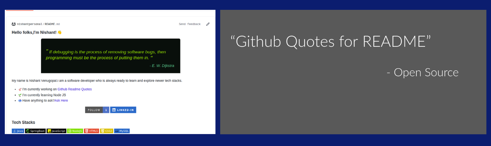 github-readme-quotes