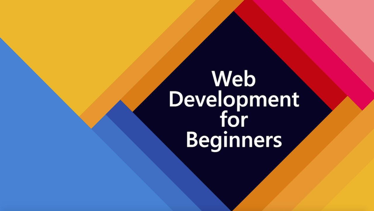 Web-Dev-For-Beginners