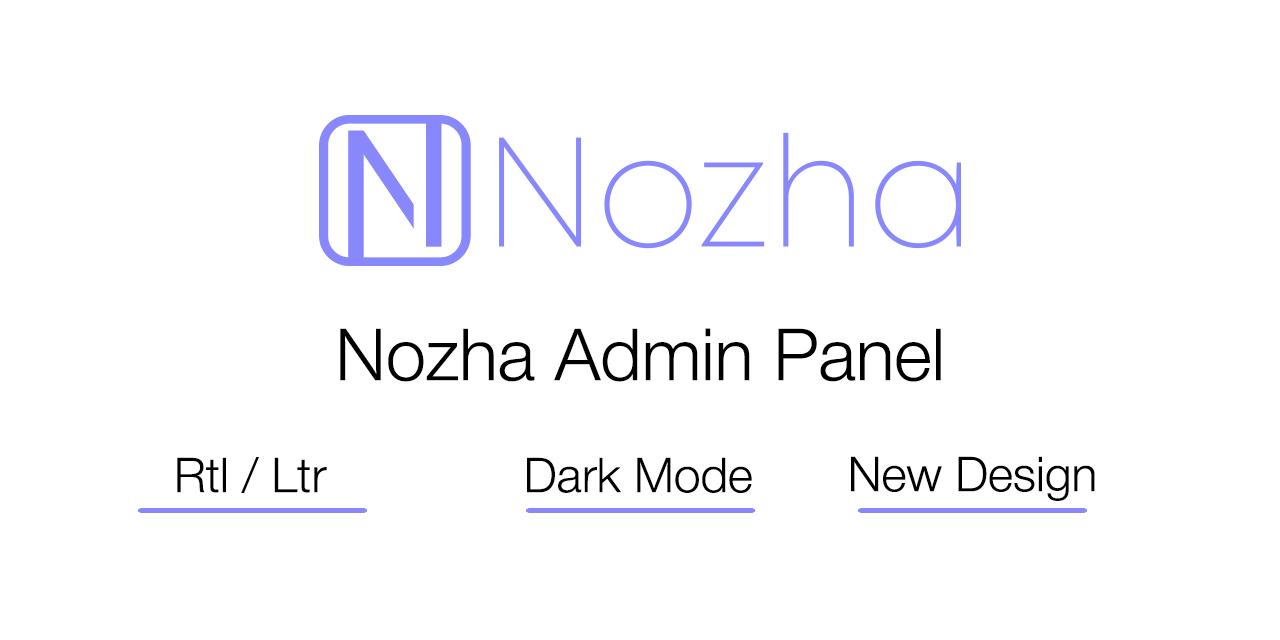 nozha admin panel · GitHub Topics · GitHub