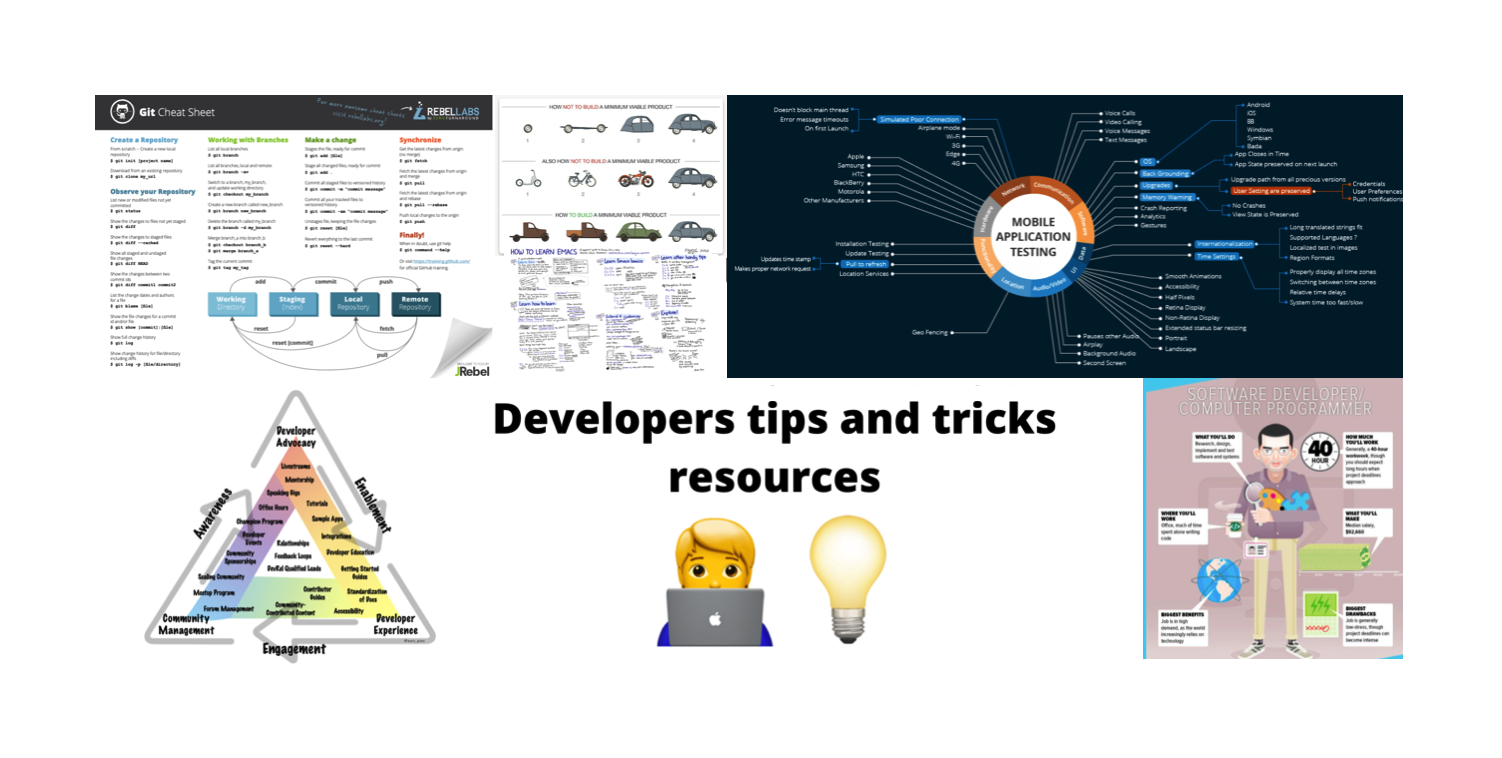 developers-tips-and-tricks-resources