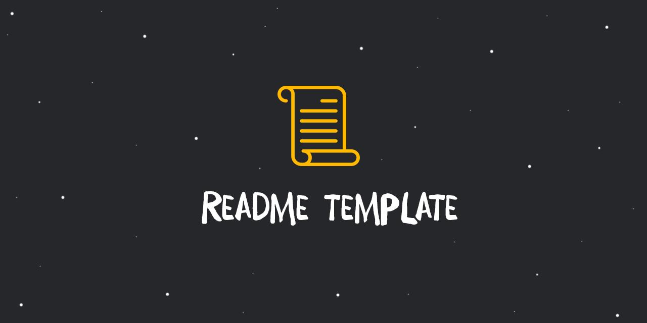 readme-template