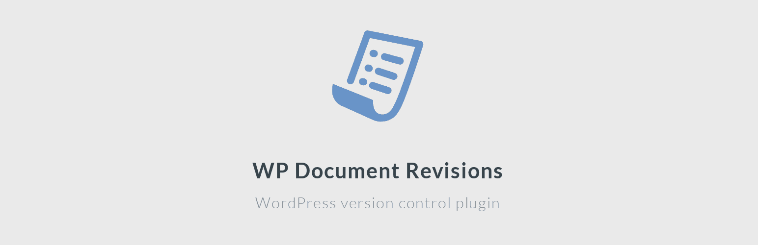 wp-document-revisions