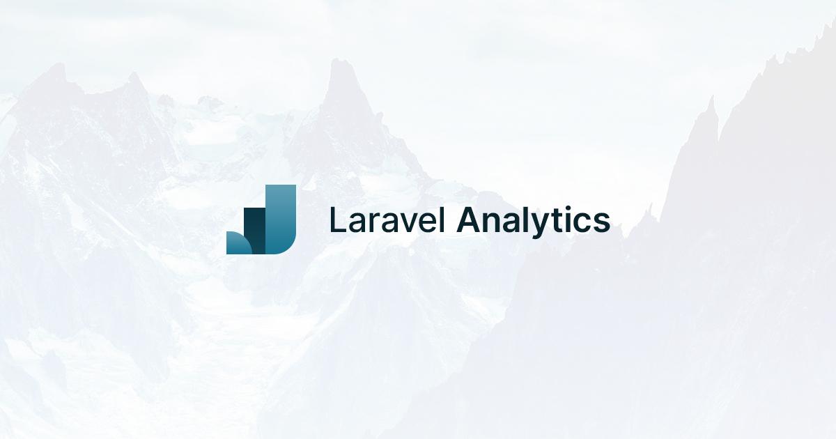 laravel-analytics