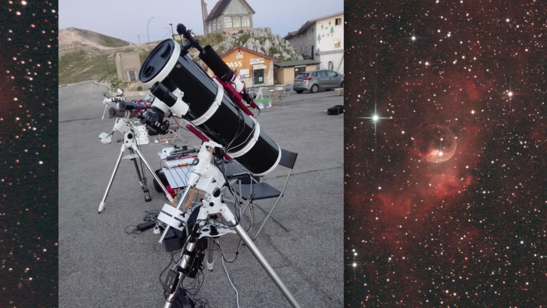 Telescope.Touch