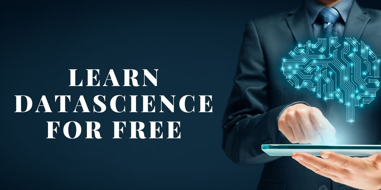 Learn-Data-Science-For-Free
