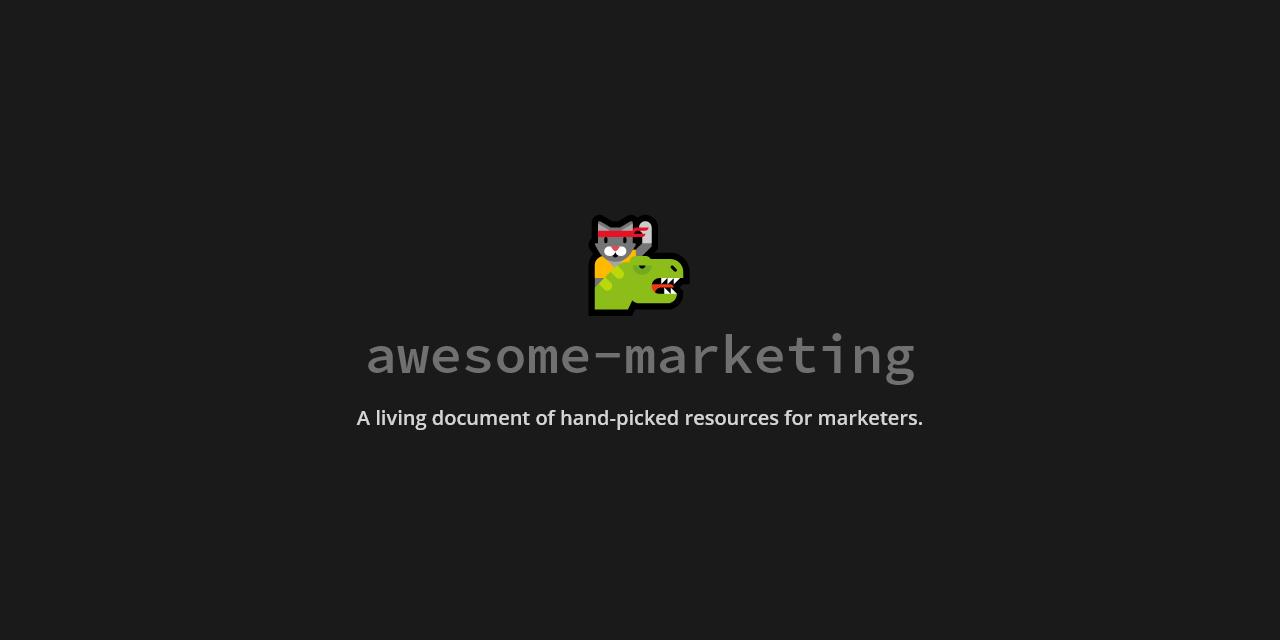 awesome-marketing