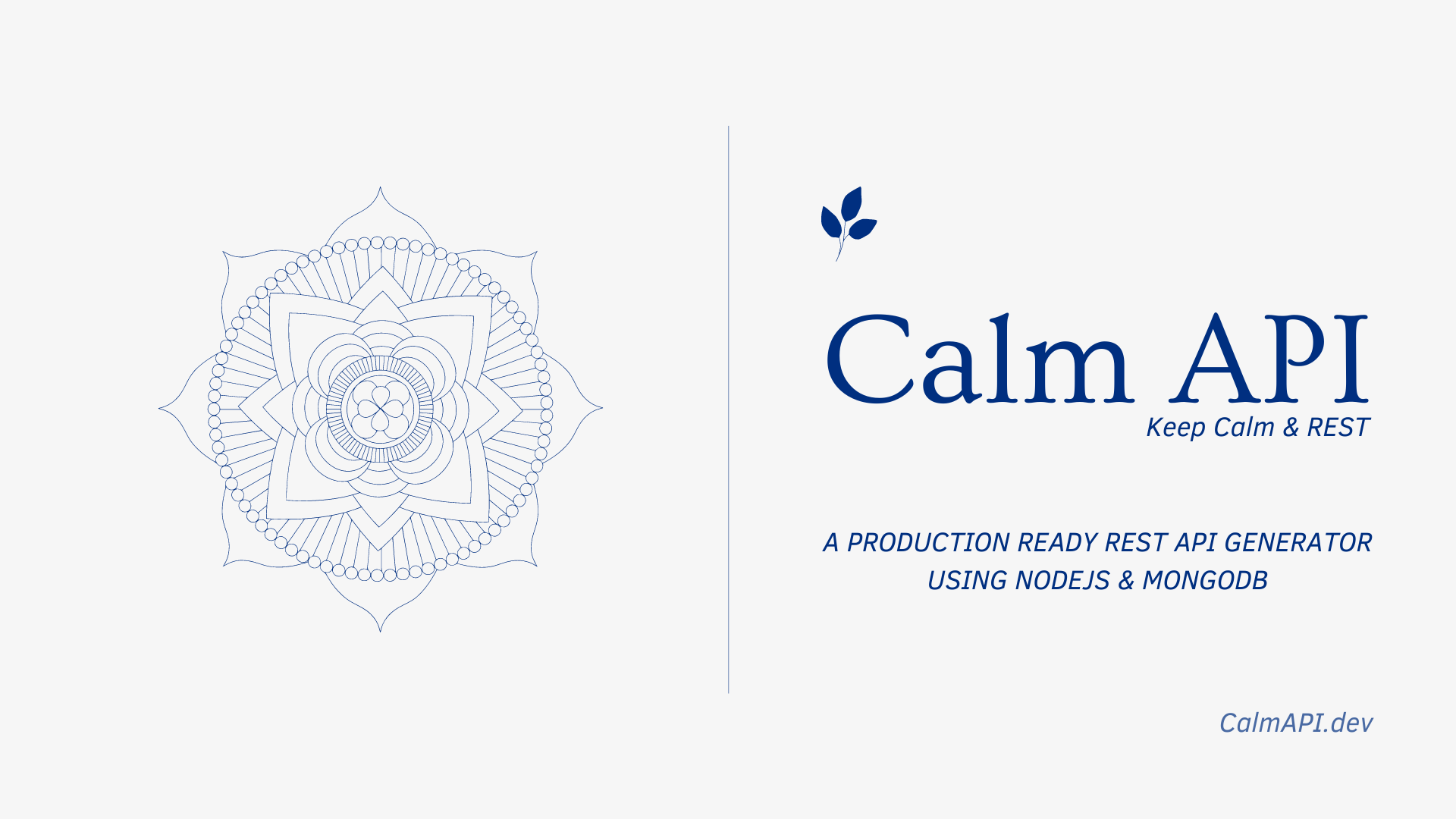 Calm API