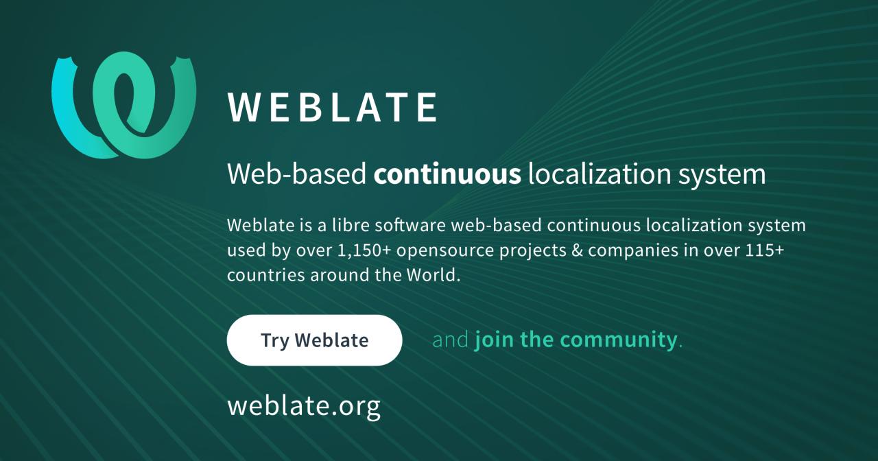 weblate