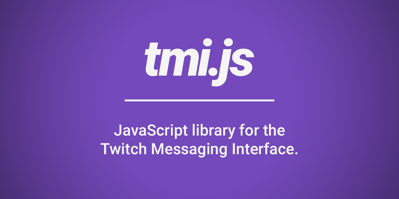 Support Twitch Gifting messages · Issue #262 · tmijs/tmi js · GitHub