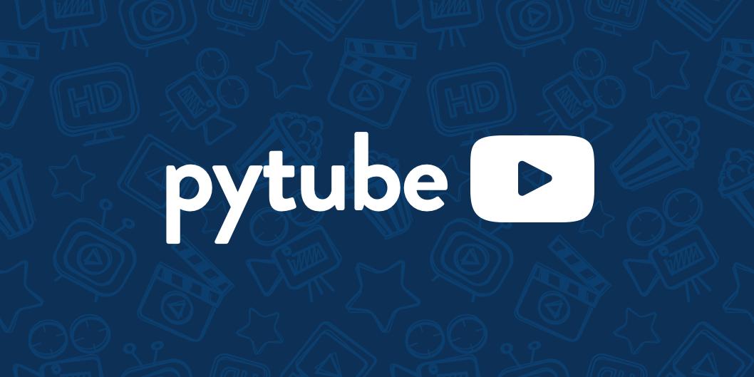 GitHub - nficano/pytube: A lightweight, dependency-free